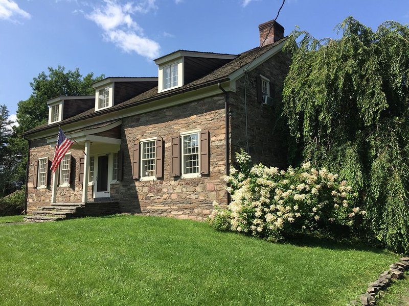 Luxury Retreat Hudson Valley/Catskills/Saugerties/HITS, alquiler vacacional en Palenville