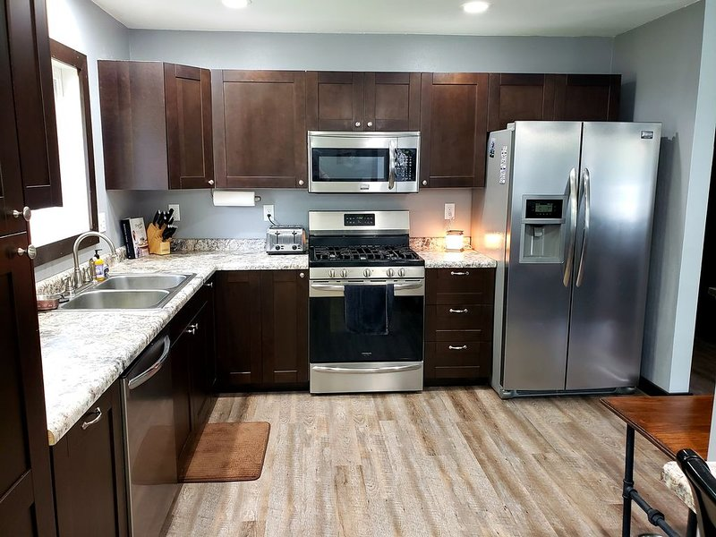 Mississippi Modern ☆Prairie du Chien, WI☆ 7guests☆, holiday rental in Lynxville