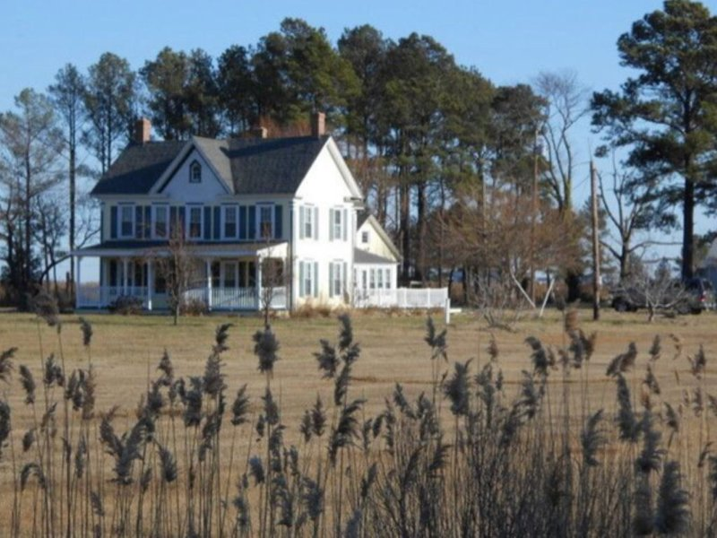 White Heron Inn 2565 Old House Point Rd, alquiler de vacaciones en Lusby