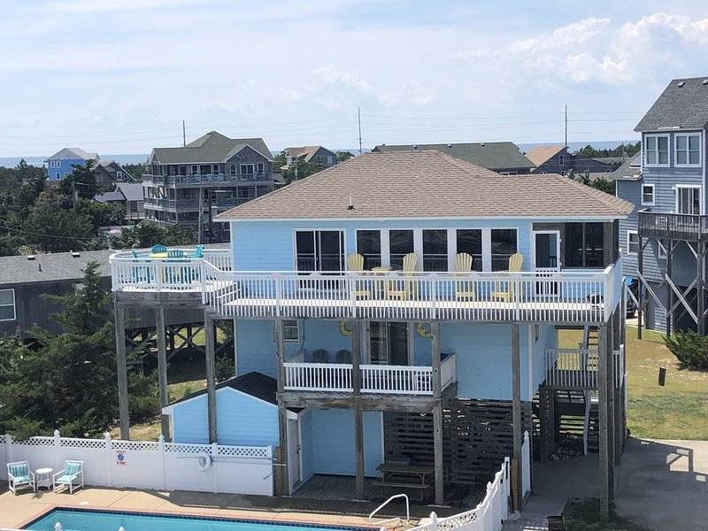 Never Forget this location! (Inquire about multi-week/monthly rental discount), vacation rental in Waves