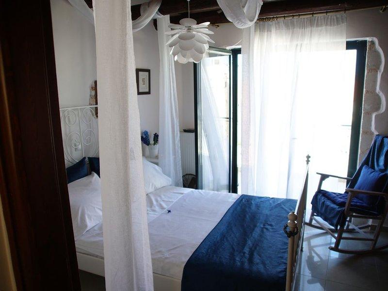 Panagiotis Chania Stone House, vacation rental in Kounoupidiana