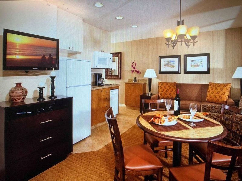 One Bedroom sleeps 4  Avail July 4th & Aug, San Clemente Beach of Southern, vacation rental in San Onofre