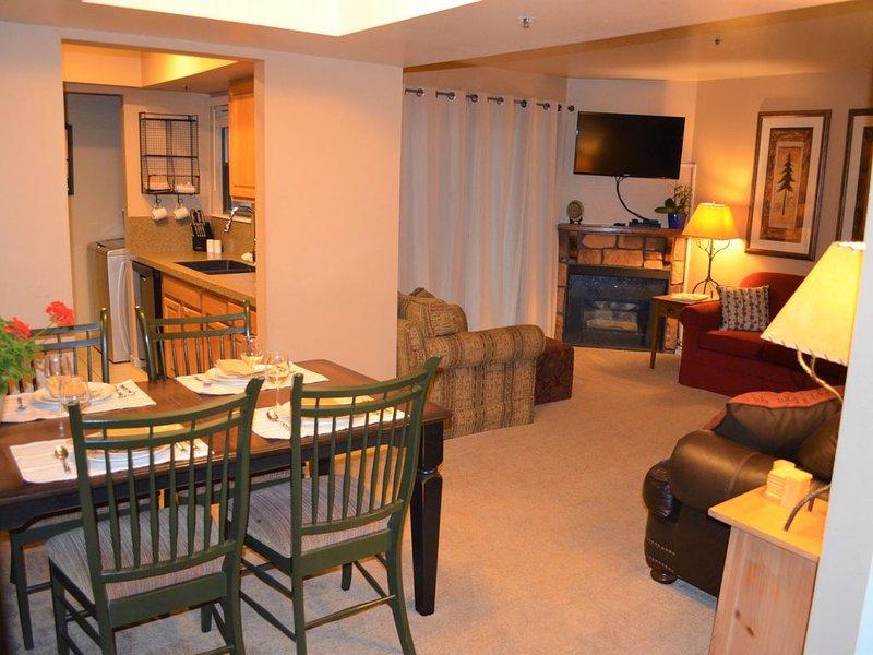 Great location! Comfortable Park City Condo., casa vacanza a Coalville