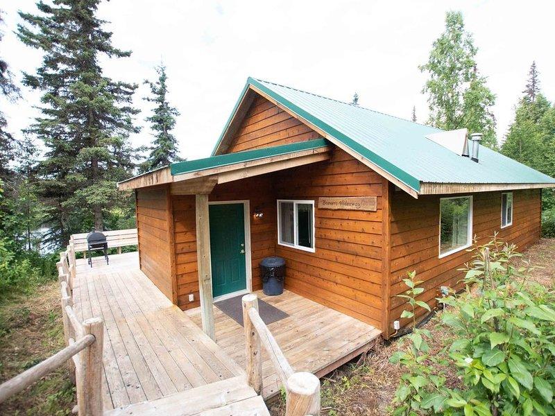 Gate Creek Cabins | Beaver's Hideaway, alquiler vacacional en Trapper Creek