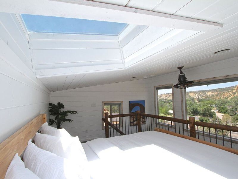 Tree Top House #2 at East Zion Resort, vacation rental in Mount Carmel