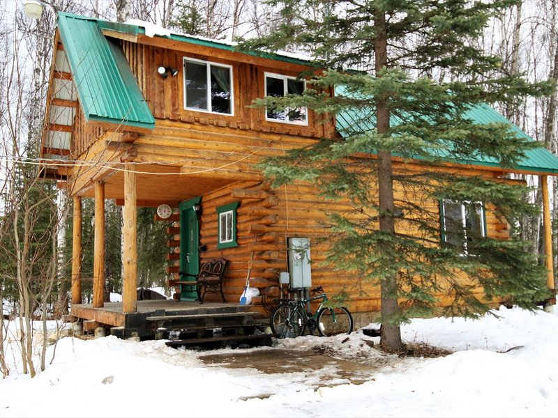 Forget Me Not Cabins, holiday rental in Willow