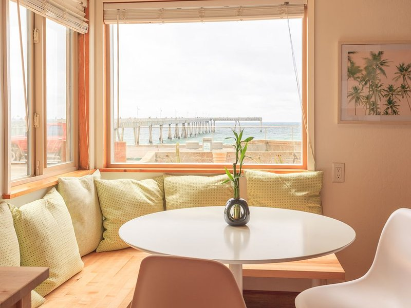 Beachfront Ocean Views 20 mins to San Francisco!, vacation rental in Pacifica