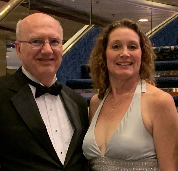 Owners John and Jeanne Workman