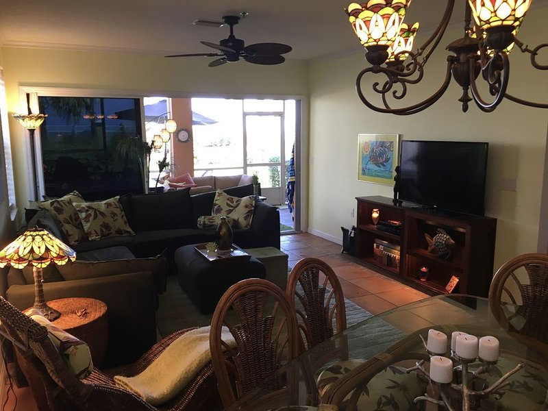 Exquisite Oceanfront Condo at South Beach, alquiler de vacaciones en Flagler Beach