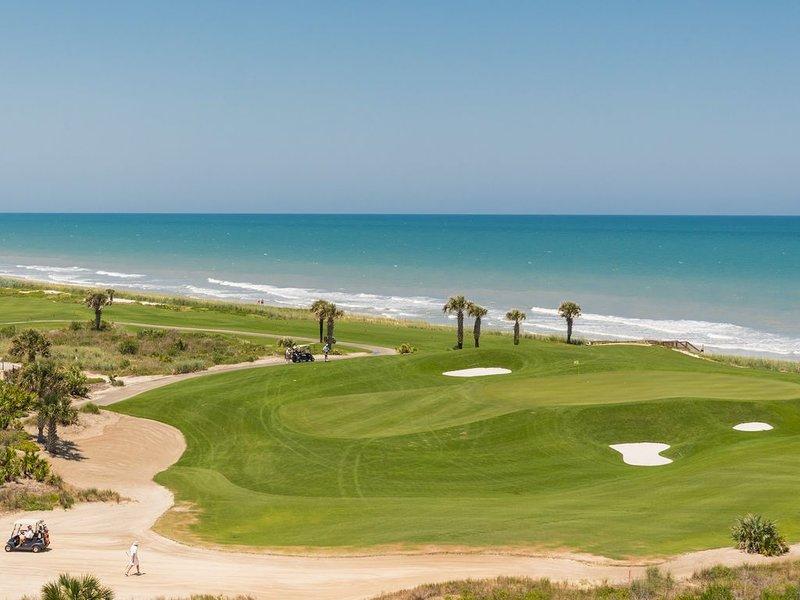 Cinnamon Beach Unit 364- Penthouse with Stunning Golf & Ocean Views!!!, holiday rental in Palm Coast