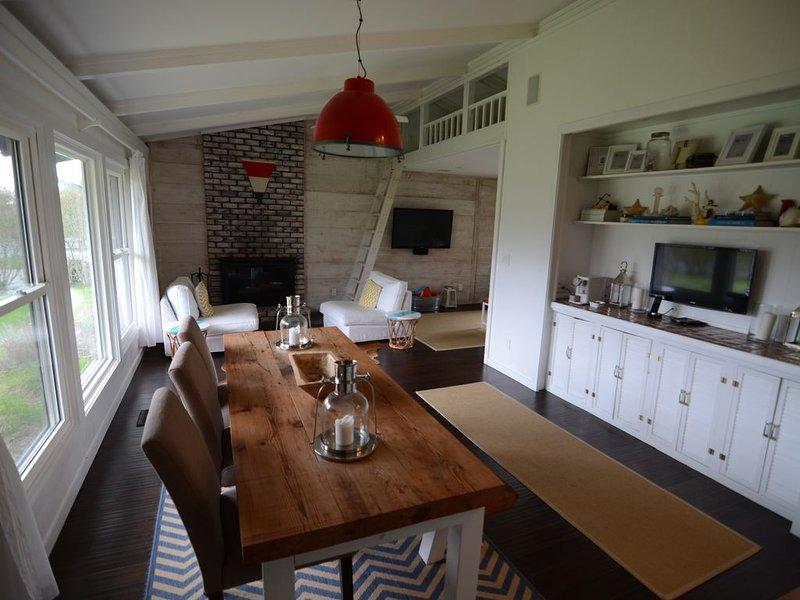 Pristine Montauk Beach House, holiday rental in Montauk