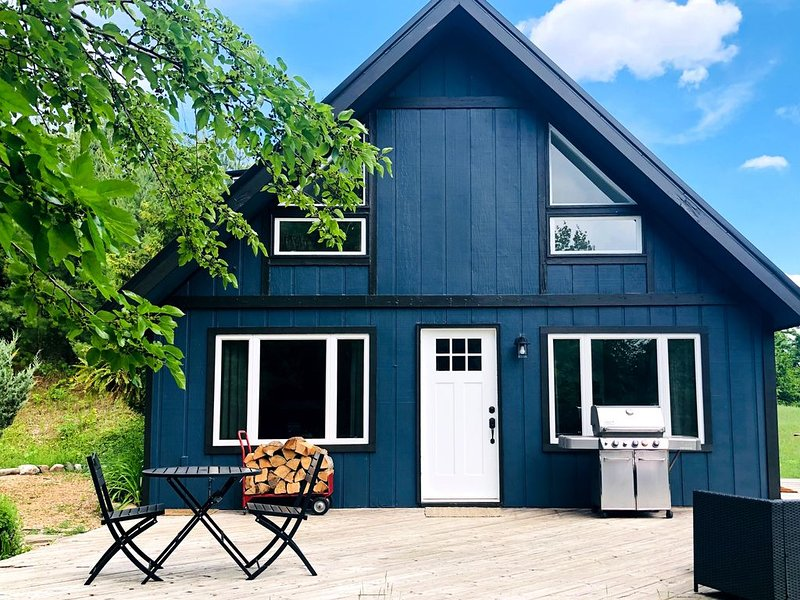 PEAK O' LEELANAU IN TC: SUMMER 2019 RETREAT, vacation rental in Cedar