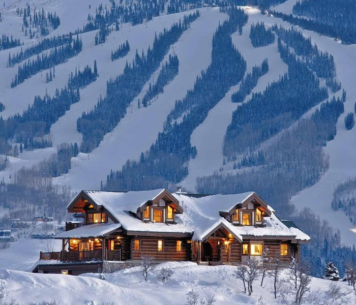 Stunning Colorado Log Home - Breathtaking views over Snowmass - 6 Bedrooms, location de vacances à Snowmass Village