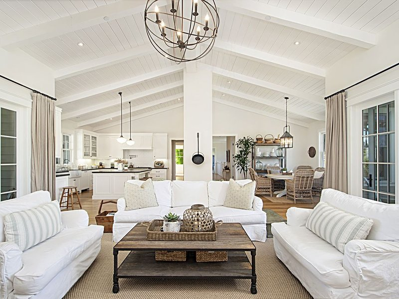 Modern Luxury Farmhouse in Covenant – semesterbostad i Rancho Santa Fe