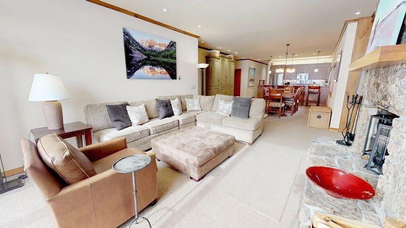 Villas at Snowmass Club 1423: Snowmass Club Access, alquiler vacacional en Woody Creek