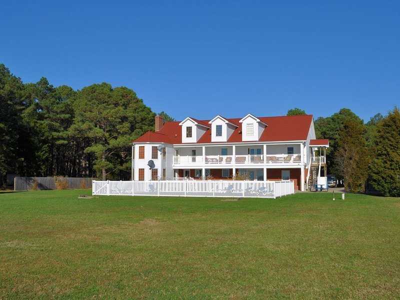 3 1/2 acre Waterfront 6,000 + SF Home on the Chesapeake Bay