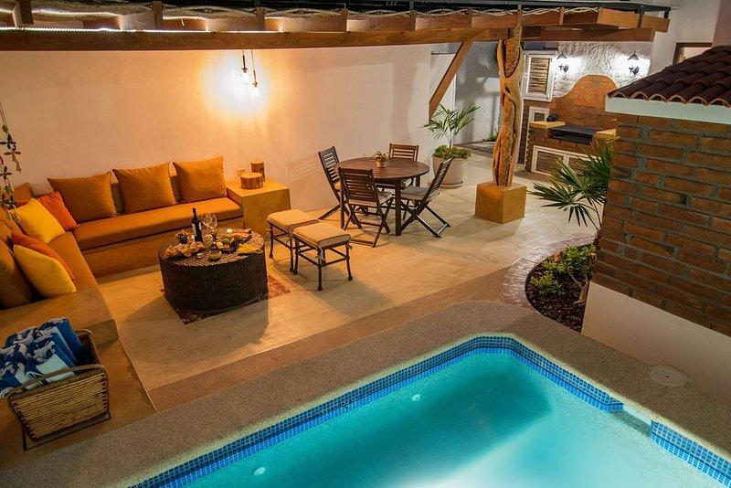 Casa Costa Azul....., vacation rental in La Paz