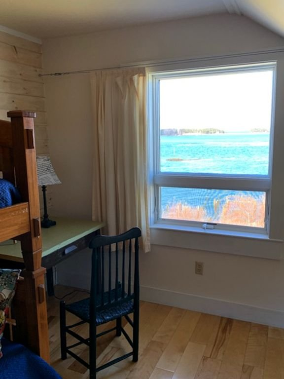 Vue de la chambre en mezzanine des îles canadiennes