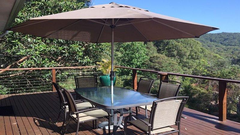 Carr Street Murramurang National Park, holiday rental in East Lynne