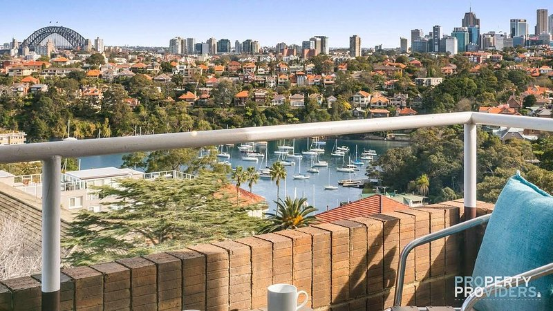 Mosman Harbour View Executive Apartment #51, vacation rental in Cremorne