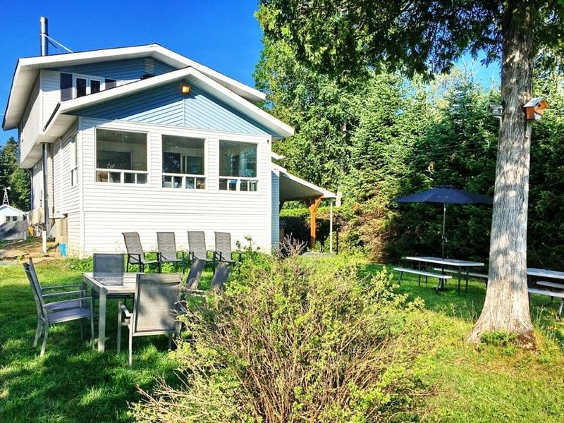 ABÉNAKIS LAKE RESORT DES ERABLES, holiday rental in Chaudiere-Appalaches