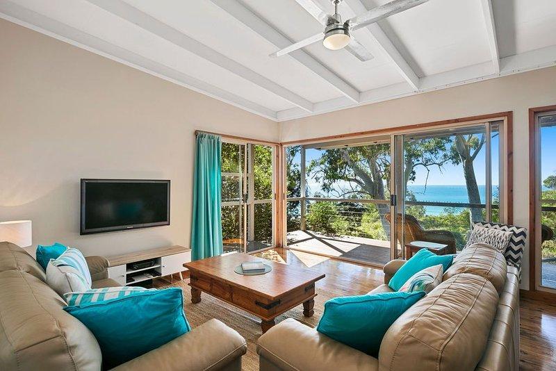 Coral View  - Point Lookout, QLD, alquiler de vacaciones en Amity