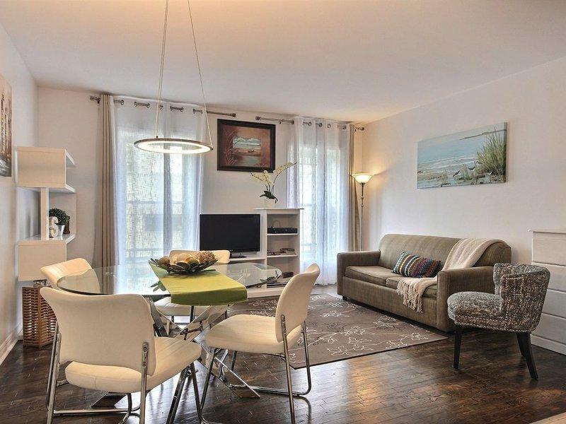 Appartement Centre-ville à Québec - Les Appartements centre-ville Québec 202, Ferienwohnung in Lac-Brome