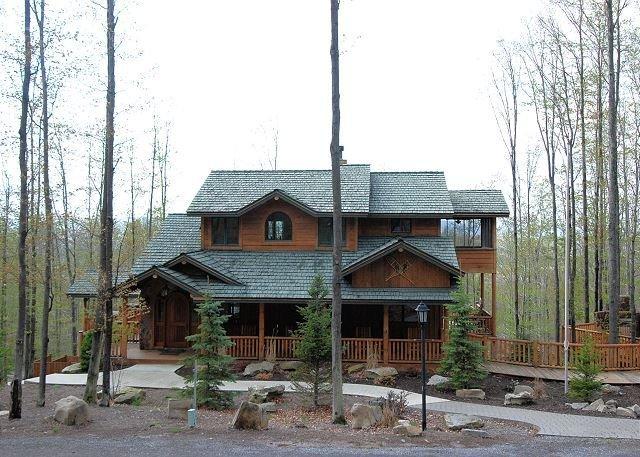 Fabulous Mountain Lodge: Big Bear. A True West Virginia Feel, alquiler vacacional en Upper Tract