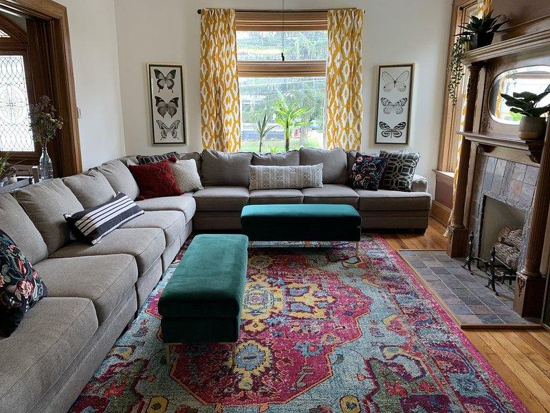 Prime, Convenient Location sleeps 22, aluguéis de temporada em Taft