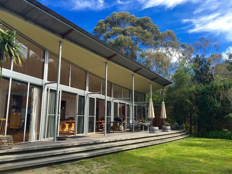 ARTHOUSE Bay Of Fires INSPIRING BEACH HOUSE, casa vacanza a Ansons Bay