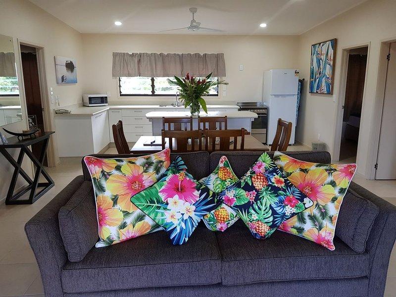TURANGI LAGOON VILLAS, casa vacanza a Aroa Beach