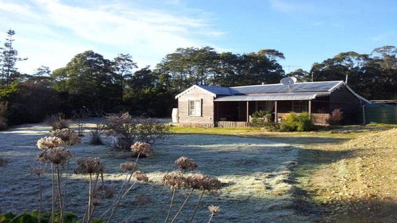 Tassie Tiger Lodge at South Mount Cameron, holiday rental in Pioneer
