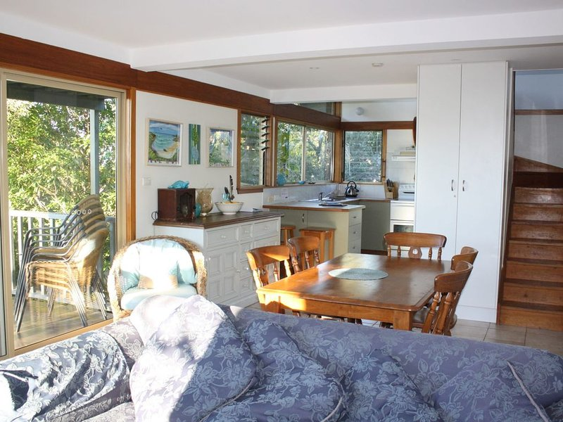 The Hideaway in Angourie, holiday rental in Angourie