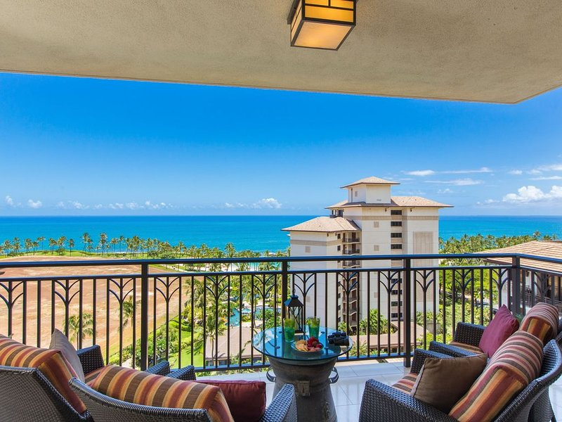 Ultra Quiet Penthouse Villa with Unparalleled Ocean Views, location de vacances à Kapolei