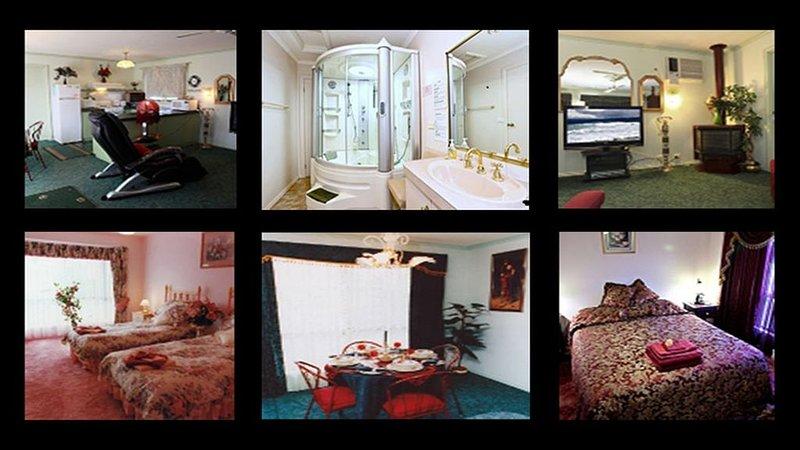 BALLARAT 2 BR AROMA SPA COTTAGE, alquiler de vacaciones en Ballarat