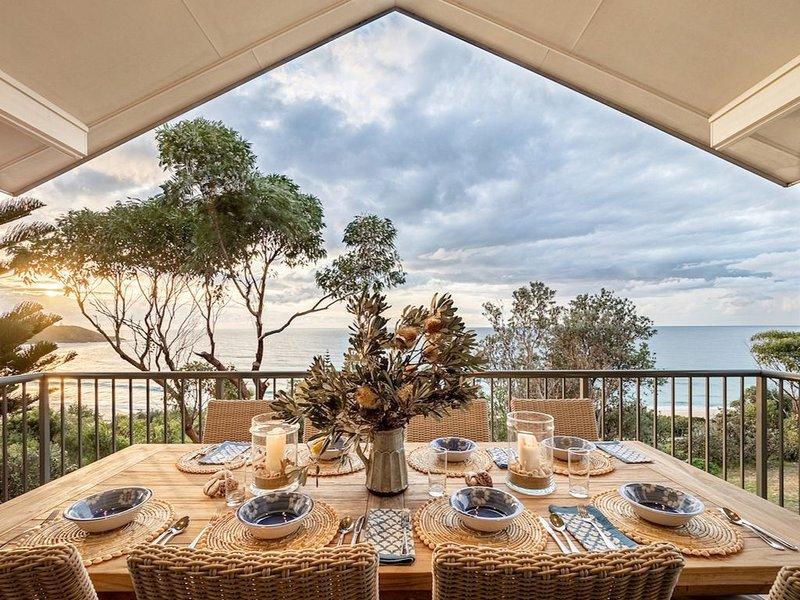 Kalinda Beach House - Mollymook Beach, NSW, aluguéis de temporada em Mollymook