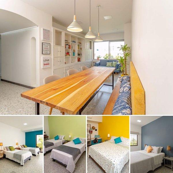 Precioso, único, moderno espacio / 4 habitaciones bonitas, location de vacances à Cali