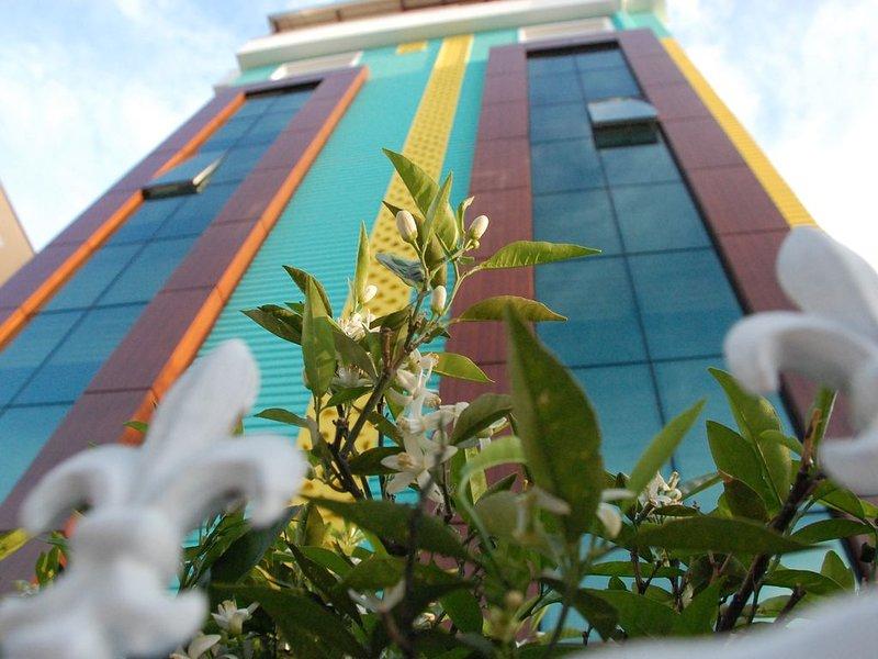 Anka Palas Rezidans 1+1 Apartments for rent