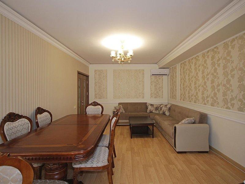 American University Apartment, alquiler de vacaciones en Ashtarak