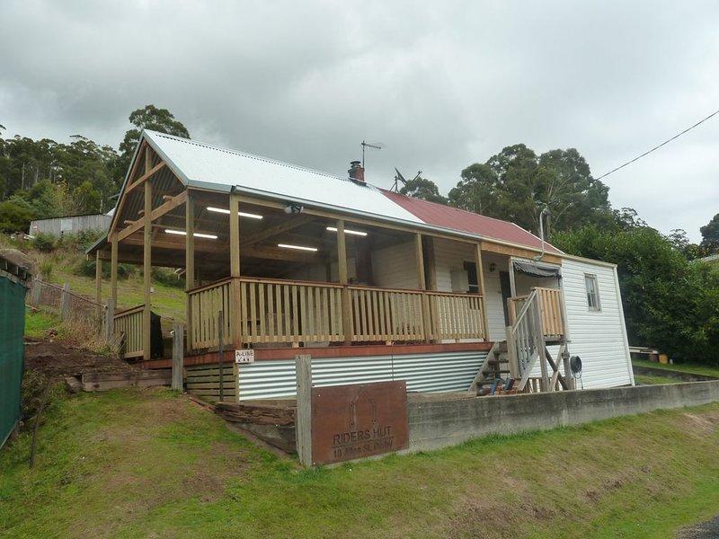 Riders Hut - Derby - Derby, TAS, holiday rental in Pioneer