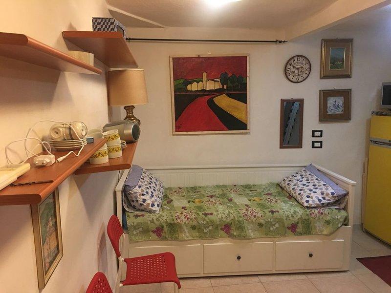 GENOVA NEL CUORE  Cod. Citra 010028-LT-0034, holiday rental in Crocefieschi