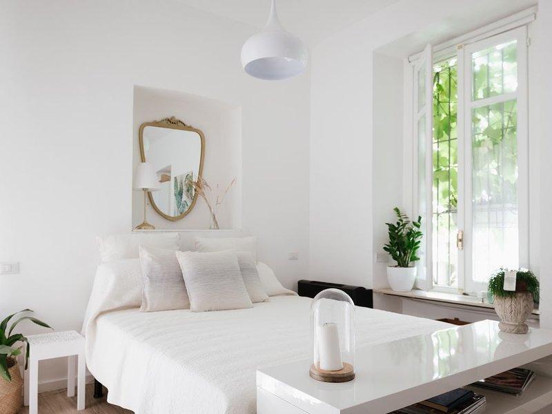 Confortevole loft  a pochi passi dal centro, location de vacances à Montaldo Torinese