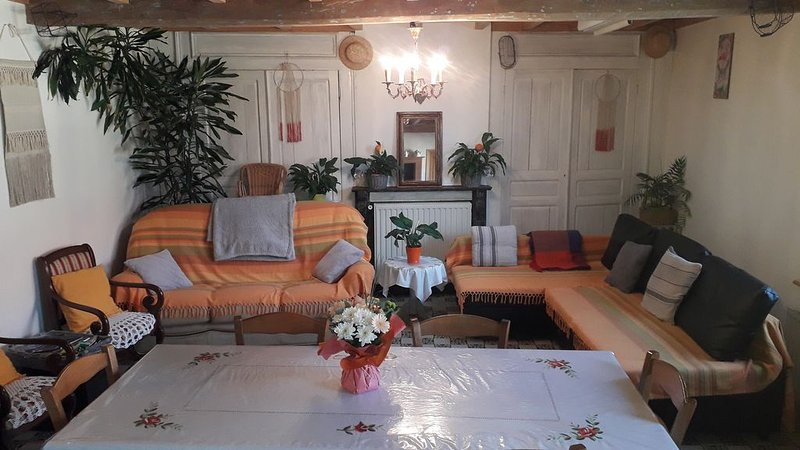 Gite au Bonh'air 246, Wilbedingues, holiday rental in Nielles-le-Blequin