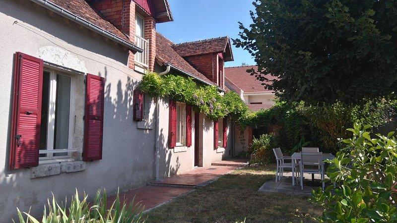 Gîte de Charme CHAMBORD BLOIS CHEVERNY, casa vacanza a Montlivault