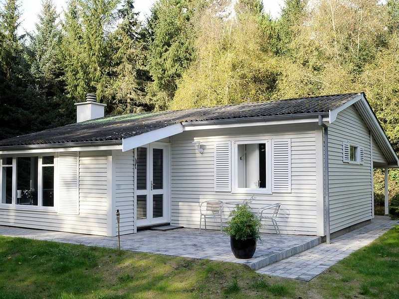 Comfortable Holiday Home in Ans Denmark with Barbecue, location de vacances à Bording