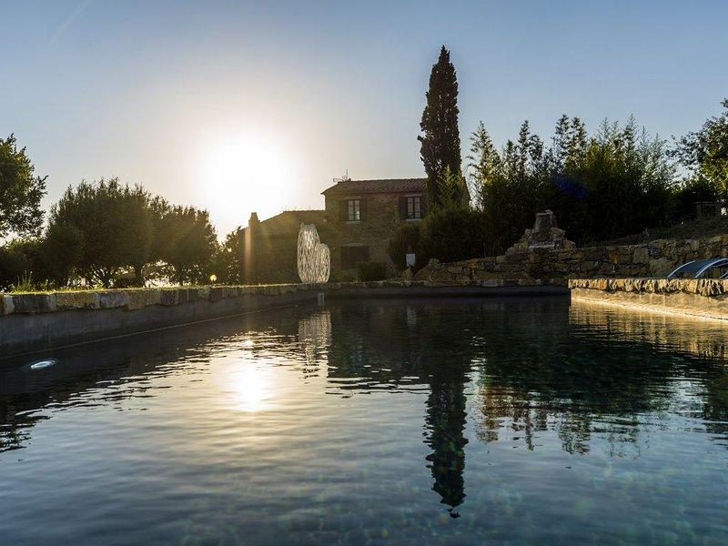 Casale Montecavallo- Saturnia, vacation rental in Catabbio