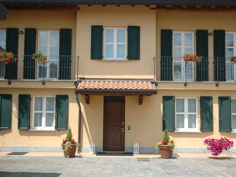 La casa di Ale oasi di pace a 10 minuti dalla città, vacation rental in San Fermo della Battaglia
