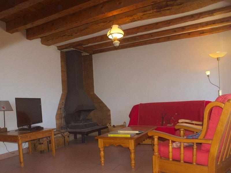 GÎTE BAILLETTES (4-6 places), location de vacances à Angoustrine