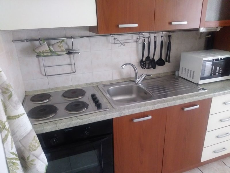 Monolocale Busto Arsizio 1P (first floor) interno C, holiday rental in Samarate