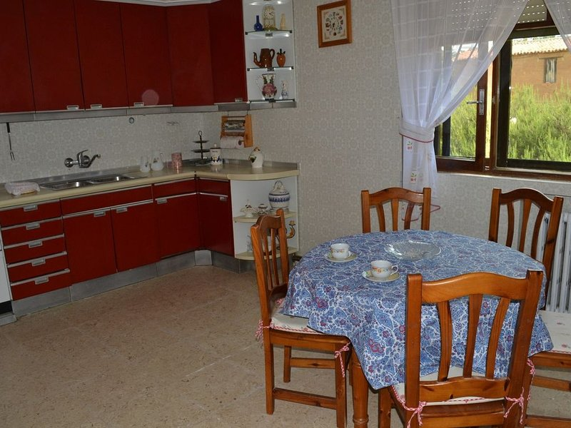 Casa Rural El Romeral, holiday rental in Morales del Rey